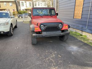 1997 Jeep tj for Sale in Clifton, NJ