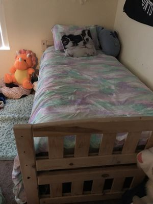 Twin Bed With Mattress for Sale in San Diego, CA