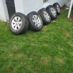 Jeep Wrangler Jk Wheels And Tires for Sale in Quincy, MA