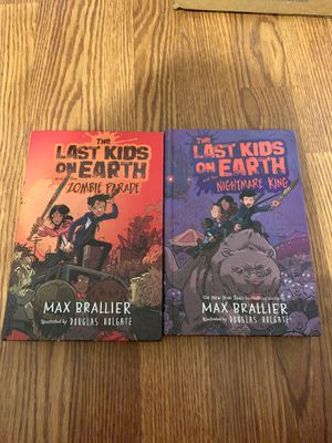 The Last Kids on Earth series for Sale in Ocean Springs, MS