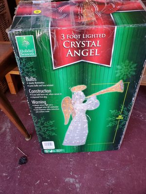 Light up angel for Sale in Colorado Springs, CO
