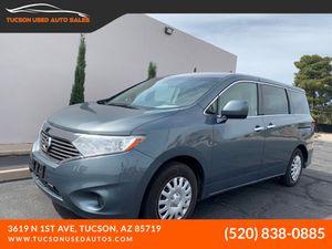 2012 Nissan Quest for Sale in Tucson, AZ