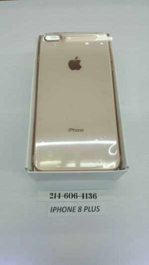 iphone 8 Plus for Sale in Dallas, TX