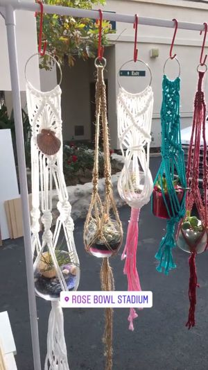 Handmade macrame plant holders for Sale in National City, CA