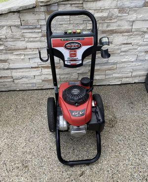 "SIMPSON 3000-PSI 2.4-GPM Honda motor Cold Water Gas Pressure Washer with 15"" Surface Cleaner for Sale in Oak Lawn, IL"