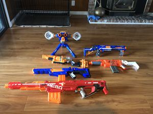 All this nurf guns for 160 for Sale in Sacramento, CA