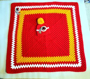 Redskins Baby Blanket and Hat Set for Sale in Baltimore, MD