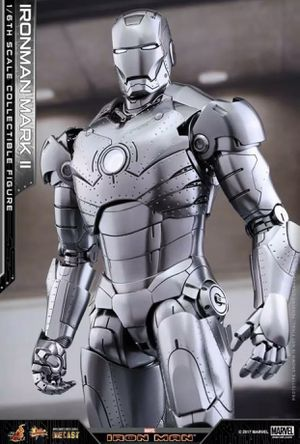 Hot Toys 1/6 Iron Man Mark ll Diecast Figure for Sale in Chino Hills, CA