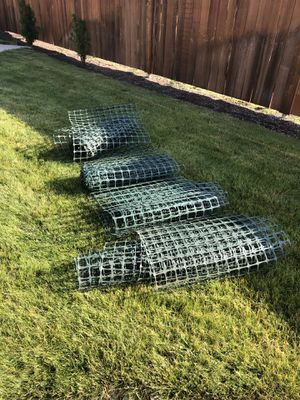 Plastic fence for Sale in Bend, OR