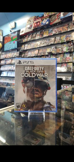 COLD WAR.. PS5..!! for Sale in Paramount, CA
