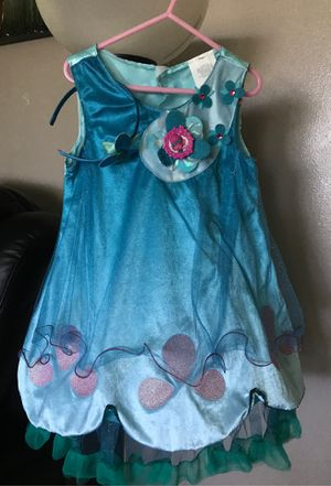 Trolls Poppy costume girl for Sale in Vista, CA