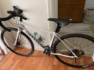 "Cannondale 51"" bike + helmet for Sale in Oakland, CA"