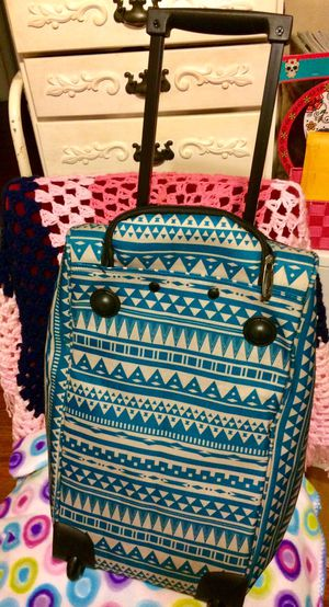 rolling print luggage duffle bag for Sale in Los Nietos, CA