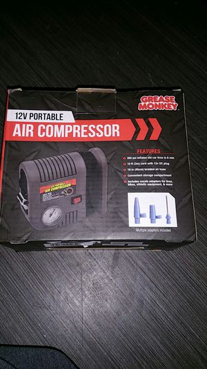 Portable air compressor for Sale in Milford Mill, MD