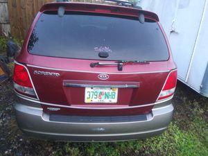 2005 kia sorento lx runs cheap 1000 or make offer for Sale in Fort Myers, FL