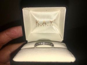 Diamond Engagement Ring/ Wedding Band for Sale in Huntington Beach, CA