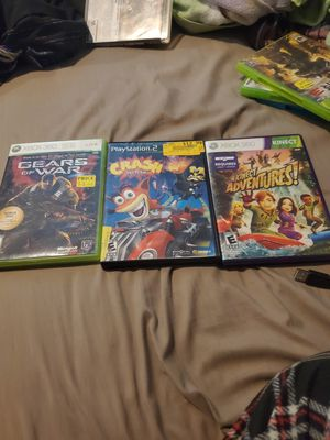 PS2 and Xbox 360 Games for Sale in Flower Mound, TX