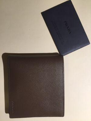 prada wallet for Sale in Saint Louis, MO