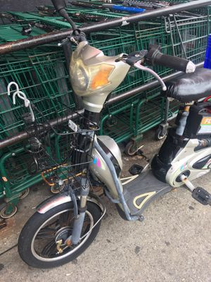 Electric bike for Sale in Queens, NY
