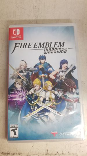 Fire Emblem Warriors Nintendo Switch for Sale in Amarillo, TX