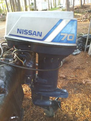 1991 NISSAN 70 HP OUTBOARD for Sale in Acworth, GA