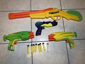 No brand like nerf Gun Bundle for Sale in Brooklyn, NY