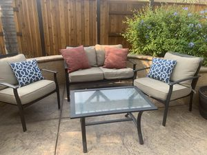 Patio furniture set for Sale in Elk Grove, CA