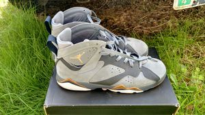 Retro Jordans 7 blue Dusk for Sale in Portland, OR