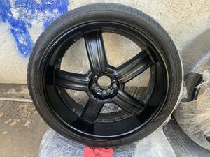 24inch rims for Sale in Pomona, CA