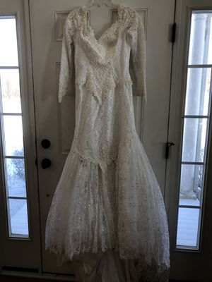 Wedding dress for Sale in Boonsboro, MD