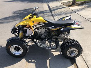 Yfz450 special edition quad for Sale in Fresno, CA