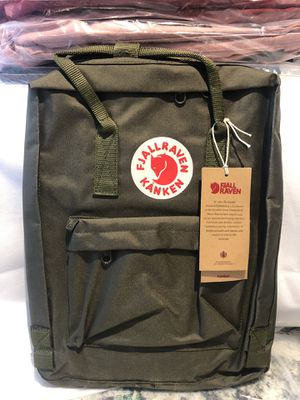 Fajllraven- KanKen medium backpack $40 Great Christmas Gift 🎁🎉 for Sale in Montgomery Village, MD
