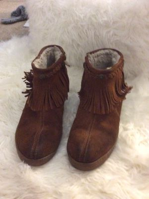 Fringe boots for Sale in Elk Grove, CA