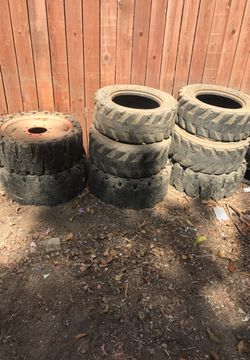 Bobcat wheels and tires for Sale in San Marcos,  CA