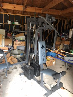 Weiider Pro Home Gym for Sale in Humble, TX