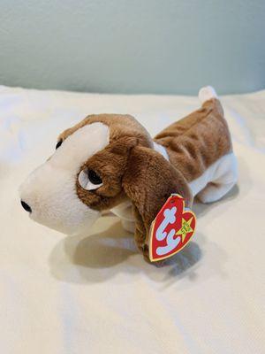 """Tracker"" the Basset Hound Dog TY Beanie Baby 1997 Retired for Sale in Austin, TX"