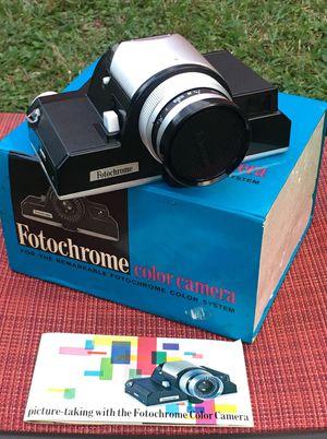 Fotochrome Vintage Color Camera for Sale in Pembroke Pines, FL
