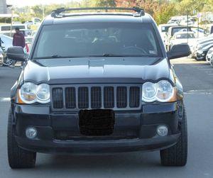 2008 Grand Cherokee Limited 4x4 for Sale in Goddard, KS