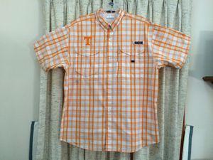 Columbia PFG Tennessee Vols Plaid Shirt for Sale in Memphis, TN