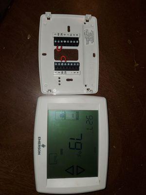 Emerson touch screen Thermostat for Sale in Modesto, CA