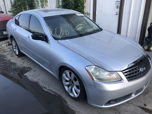2006 infinity m35 FOR PARTS for Sale in Dallas, TX
