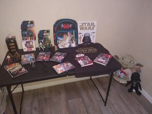 Star wars collection for Sale in Austin, TX