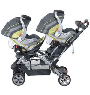 NEW DOUBLE STROLLER for Sale in Brooklyn, NY