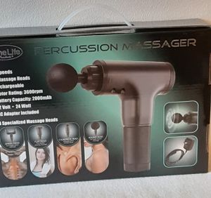 Percussion Massager, FineLife for Sale in Waterbury, CT