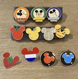 Disney Pins! $4 each for Sale in Santa Fe Springs, CA