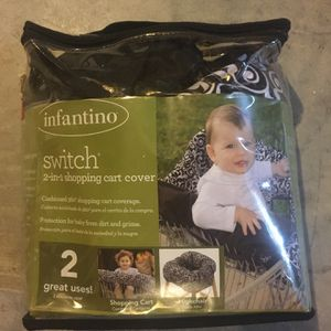 Infantino Switch Shopping Cart Cover for Sale in Hudson, MA