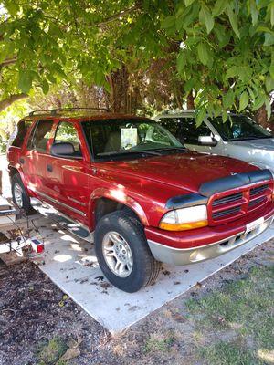 2001 Dodge Durango for Sale in Wenatchee, WA