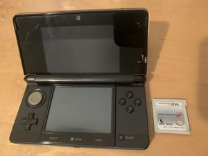 Nintendo 3DS - Black for Sale in Pembroke Pines, FL