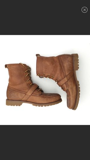 Polo Ralph Lauren Ranger Leather Boots for Sale in Dallas, TX