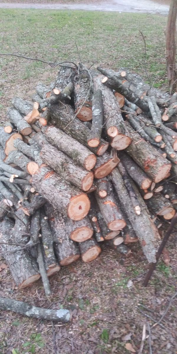 Pecan and pear tree firewood. Best offer
